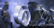 Trauringe: Der neue Trend für die Hochzeit ist Trauringe aus Elfenmetall