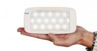 Einführung der kleinsten Lichtdusche Litebook EDGE – Durchbruch in der Lichttherapie gegen Winterdepressionen und Schlafstörungen (FOTO)