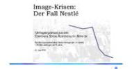 Image-Krisen:
