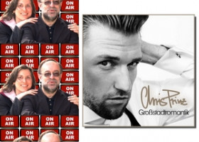 Chris Prinz On Air mit Roland Rube und Ariane Kranz