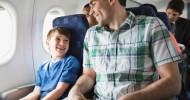 Stressfrei mit Kindern fliegen