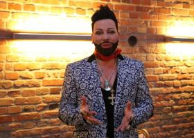 Modedesigner Harald Glööckler leitet Modeseminar