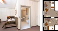 Komfortabel wohnen im Wellnesshotel Dorotheenhof in Weimar