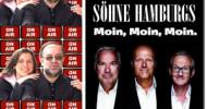 Roland Rube und Ariane Kranz On Air: Moin, Moin, Moin