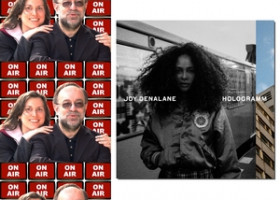 Roland Rube und Ariane Kranz On Air: Hologramm