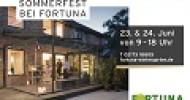 Fortuna Wintergarten veranstaltet 24. Sommerfest mit vielen Aktionen für Endverbraucher