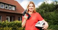 """Drehstart für neue Do-it-Yourself-Show in SAT.1: Nina Bott moderiert """"House Rules – Das Renovierungsduell"""" (FOTO)"""