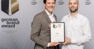 German Brand Award 2017:  Auszeichnung für die AIRY GreenTech GmbH