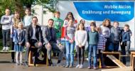 Deutsches Kinderhilfswerk und die ALDI Nord Stiftungs GmbH setzen sich für eine bessere Ernährung bei Kindern und Jugendlichen ein (FOTO)