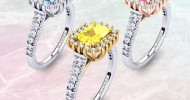 Natürliche farbige Diamanten   Jetzt auch im Glamira Online Shop!