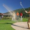 Golf total zwischen Großglockner und Großvenediger