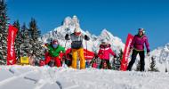 Skiparadies für Knirpse und Skistars
