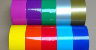 VarioColors Design Klebeband bringt Farbe auf den Karton