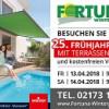 Veranstaltung Event 14.04.2018 für Hausbesitzer im Rheinland zum Thema Wintergärten , Terrassendächer, Markisen Sonnenschutz und moderne Bauelemente