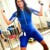 Antonia aus Tirol-Fitness Training mit Easy Motion Skin !