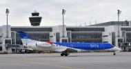 bmi feiert 5 jähriges Bestehen am Münchner Flughafen und die Beförderung von mehr als 500.000 Passagieren