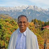 International Yoga Day am 21. Juni 2018: Yoga mit Dr. Ramakrishna in den Leoganger Bergen