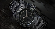 """Limitierte Auflage """"Black Suit"""" der DAVOSA Ternos Pro krönt die Erfolgsserie"""
