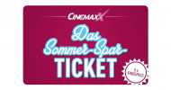 Ein cooler Deal für heiße Tage: Die Kino-Highlights des Sommers zum kleinen Preis erleben / Fünfmal Film, fünfmal Sparen, fünfmal Kino-Spaß für 27,90* Euro (FOTO)