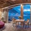 Auf Augenhöhe mit Bergen und Himmel Luxus Suiten im Hochfirst