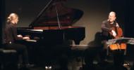 """Konzert """"l""""equilibre"""" – Musik im Dialog mit Julia Kadel und Thilo Thomas Krigar am 21.09.18 in der Schwartzschen Villa"""