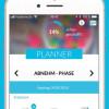 Eine App, die ankommt: SHAPE BABE App auf #12 der Top-Charts