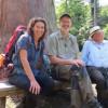 """Im Wald mit Peter Wohlleben, Adele Neuhauser und Denis Scheck   """"Der mit dem Wald spricht"""": Waldexperte Peter Wohlleben führt durch den Naturpark Schönbuch bei Tübingen (FOTO)"""