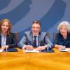 PRIX EUROPA findet für fünf Jahre in Potsdam statt – Landeshauptstadt und rbb vereinbaren Zusammenarbeit bei trimedialem Wettbewerb (FOTO)