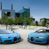 Einzigartig: Die Autostadt präsentiert zwei Bugatti Chiron –das Original und das 1:1 Modell aus LEGO (FOTO)
