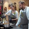 GenussDuell 2018: Eva Wagner und Bernhard Tintemann entscheiden Kochwettbewerb für sich