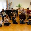 CHECK24 hilft: Musikwoche für blinde und sehbehinderte Kinder und Jugendliche (FOTO)