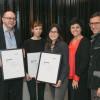 Reisejournalismuspreis Berg.Welten verliehen – Auszeichnung für Birgit-Cathrin Duval, Alexandra Rojkov und Mathias Plüss