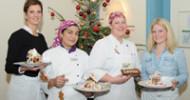 Honigkuchen, Vanillekipferl und Schokolade: Weihnachtsbäckerei für den Kastanienhof  – Kinder zu Gast im Mercure Parkhotel Krefelder Hof