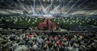 Düsseldorf singt Weihnachtslieder: Erfolgreiche Premiere von DAS GROSSE WEIHNACHTSSINGEN in der ARENA Düsseldorf (FOTO)