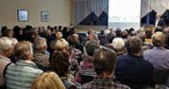 """""""Klinik im Dialog"""" der Asklepios Klinik Oberviechtach: Wenn der Vortragssaal aus allen Nähten zu platzen droht"""