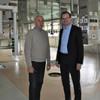 Asklepios Orthopädische Klinik Lindenlohe spendet: Eine Sterilisationsanlage für ein Krankenhaus in der Ukraine