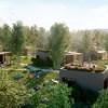 Neue hochwertige Marbera Flora Green Villas auf Krk