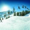 Internationaler Hotspot für Snowboarder und Freestyler