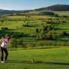 Golfen mit Sauerland-Panorama