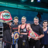 """Unter Segeln mit Boxweltmeisterin& """"Dancing Stars"""" Teilnehmerin Nicole Wesner"""