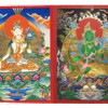 30% Rabatt auf Thangkas – handgemalte Roll-Gemälde aus Tibet