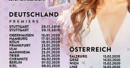 """Andrea Berg: Die erfolgreichste Sängerin der deutschen Chart-Geschichte veröffentlicht ihr neues Studioalbum """"MOSAIK"""" – ANHÄNGE"""