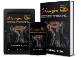 Neuer Trend: Tattoos, Piercings & Permanent Make-Up schmerzfrei!