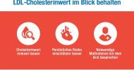 Blutfettwerte im Blickpunkt: Cholesterinwerte kennen kann helfen (FOTO)