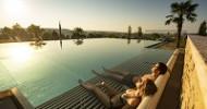Sommer, Sonne, Larimar: Urlaub unter Palmen im Südburgenland