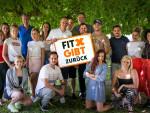 """""""FitX gibt zurück"""" schraubt Spendensumme auf insgesamt 175.000 Euro (FOTO)"""