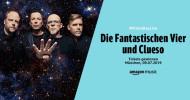 Exklusives Amazon.de Prime Day Konzert: Die Fantastischen Vier und Clueso spielen für Prime-Mitglieder (FOTO)