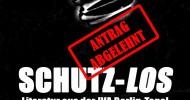Verbotene Literatur in der JVA Luckau-Duben gefunden