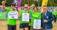 """Mit BILLY BOY geht""""s am schnellsten / Deutsche Kondommarke stellt Weltrekord auf dem Deichbrand-Festival auf (FOTO)"""