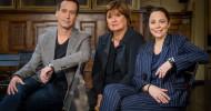 """""""Das Literarische Quartett"""" im ZDF mit Svenja Flaßpöhler als Gast (FOTO)"""